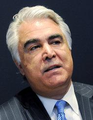 Kodak's chief executive, Antonio Perez, says the bankruptcy filing should help the company rebound.