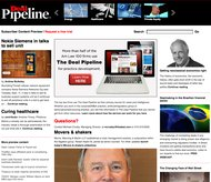 TheStreet's primary interest is in The Deal's online subscription service.
