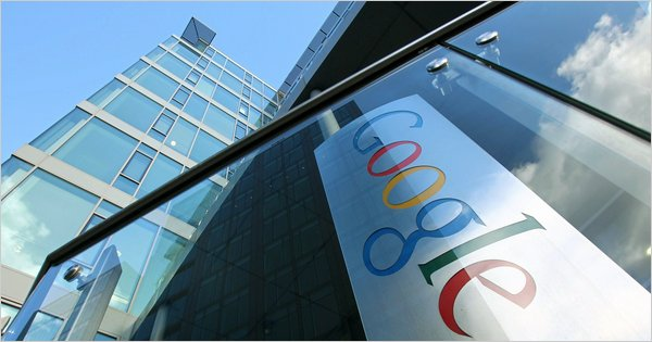 Google's European Headquarters