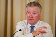 Duncan Niederauer, chief executive of NYSE Euronext