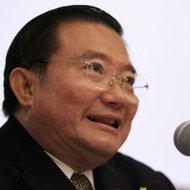 Charoen Sirivadhanabhakdi, the chairman of Thai Beverage.