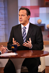 Jake Tapper in November on the set of ABC's