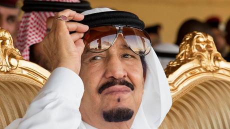 Saudi King Salman bin Abdulaziz. ©SPA