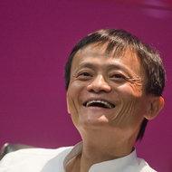 Jack Ma, chief of Alibaba Group.