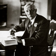John D. Rockefeller founded Standard Oil and went on to create one of the century's great fortunes.
