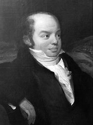 A portrait of Nathan Meyer Rothschild, who helped finance Britain's victory at Waterloo.