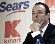 Edward S. Lampert, chairman of the Sears Holdings Corporation