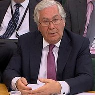 Mervyn King, of the Bank of England, told Parliament he was not informed that Barclays' bankers might be breaking the law.