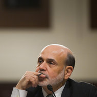 Ben S. Bernanke, the chairman of the Federal Reserve, testified before the Senate Banking Committee on Tuesday.