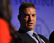 Daniel Loeb's hedge fund pushed for Yahoo's chief to resign.
