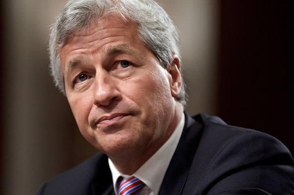 Jamie Dimon, chairman and chief of JPMorgan Chase.