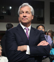 Jamie Dimon, the chief executive of JPMorgan Chase.