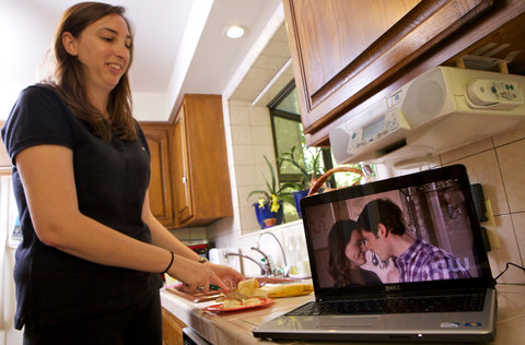People watch TV in lots of ways Nielsen does not count. The company said it would add TVs hooked only to the Internet.
