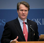 Brian Moynihan, chief of Bank of America.