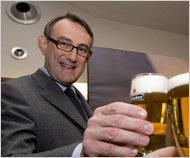 Jean-Francois van Boxmeer, chief executive of Heineken