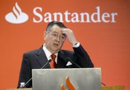 Banco Santander's chief, Alfredo Saenz, has helped transform the firm from a regional lender to an international giant.