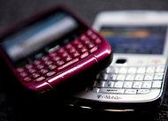 T-Mobile BlackBerry phones. ATT's giant deal for T-Mobile fell apart last year.