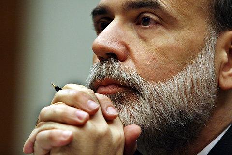 Ben S. Bernanke, chairman of the Federal Reserve.