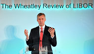 Martin Wheatley, Managing Director of the FSA, discusses changes to Libor.