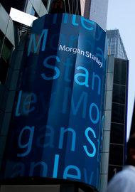 Morgan Stanley's headquarters in Manhattan.