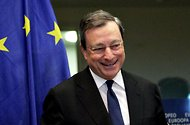 Mario Draghi, the European Central Bank president, helped save the euro.