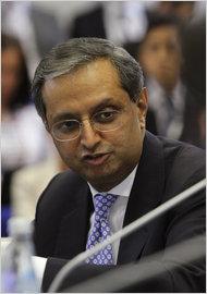 Vikram S. Pandit, chief of Citigroup.