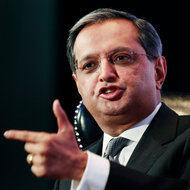 Vikram Pandit, the former chief of Citigroup.