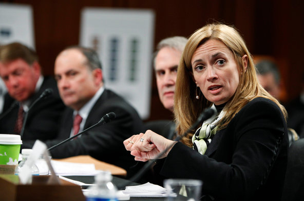 It is unclear whether FERC will pursue a separate action against Blythe Masters, a senior JPMorgan executive.