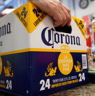 The deal would add Corona to Anheuser-Busch InBev's brands of beer.