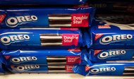 Oreo is one of the several brands owned by Mondelez International.
