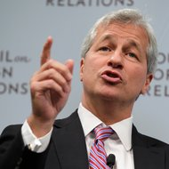 Jamie Dimon, the chief of JPMorgan Chase.