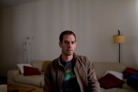 Nigel Warren faced steep fines for violations from renting his apartment on Airbnb.