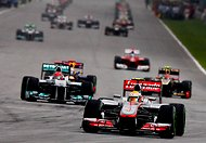 The current Formula One racing season kicked off in March and has already included races in Malaysia and other countries.