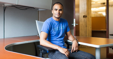 Aseem Badshah has to decide which promising start-up to pursue.