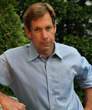 Brian McGrory, the new editor of The Boston Globe.