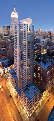 The 265-unit Archstone Chelsea in New York.