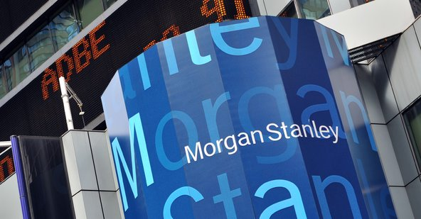 The headquarters of Morgan Stanley in New York.