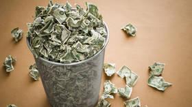 Dump the dollar: Goldman warns US currency could plummet