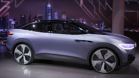 New Volkswagen I.D. CROZZ © Volkswagen News