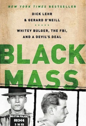 ldquo;Black Massrdquo; was the first of two books that Mr. Orsquo;Neill and his Globe colleague Dick Lehr wrote about the mobster James (Whitey) Bulger. It was later made into a movie starring Johnny Depp.