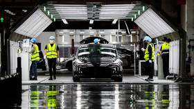 Tesla shrugs off chip crisis as electric vehicle deliveries hit another record